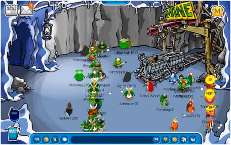 The ACP invade Fjord from the Nachos.