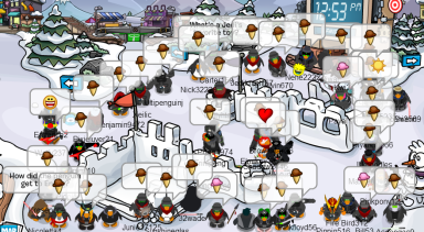 Image result for rebel penguin federation of cp