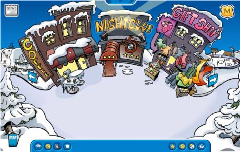 Club_Penguin_Town