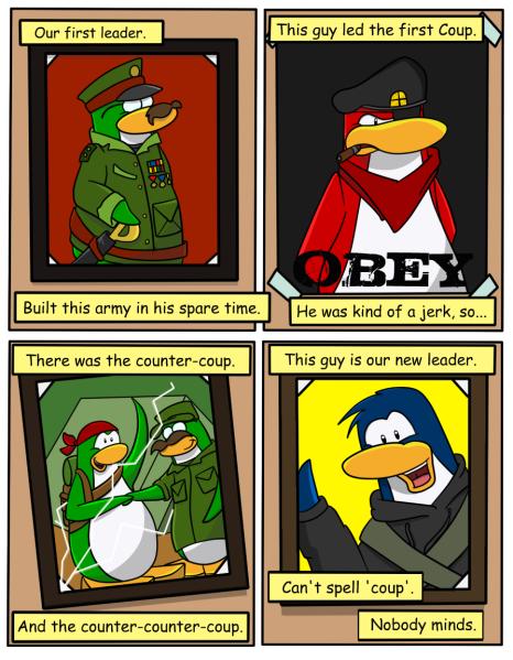 Comic 8 TRUE