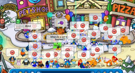 Recent Ice Warriors Event