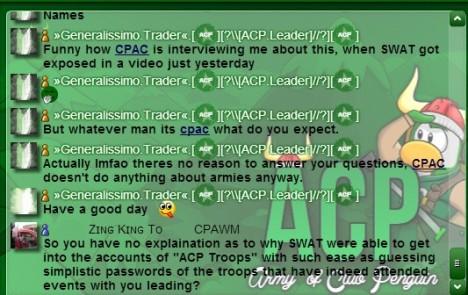 2. Password Invasion