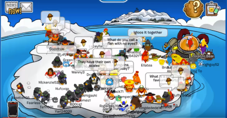 Finale - Ice Berg